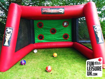 Inflatable Penalty Shootout Hire