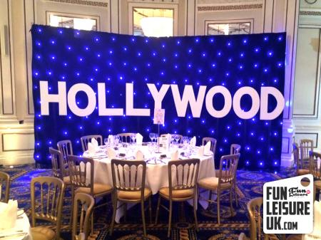 Hollywood Theme Party Hire