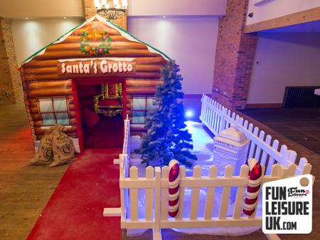 Christmas Grotto Hire / Bronze