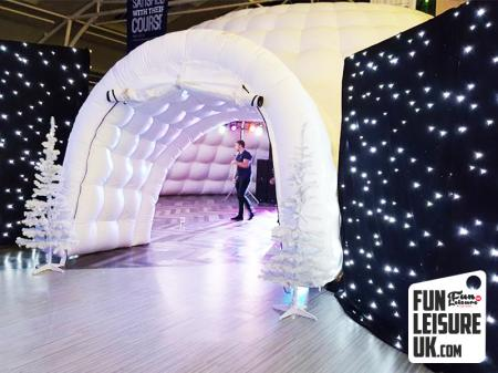 Igloo Disco Hire - 16.5M