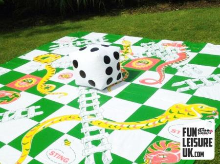 Giant Snakes & Ladders Hire