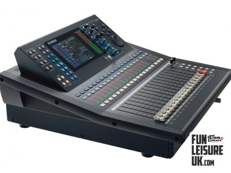 Sound Mixing Desks Hire