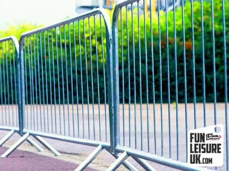 Event Barrier Fencing Hire