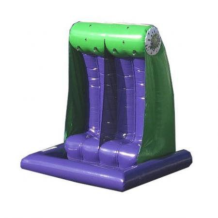Inflatable Double Gunge Tank Hire