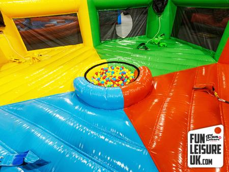 Extreme Human Hungry Hippos Inflatable Hire