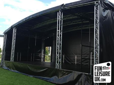 Extra Large Festival Stage Hire