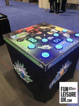 Strike A Light Chaos 4 player Game Hire
