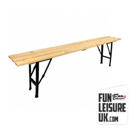 Folding Wooden Bench Hire