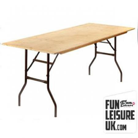 Trestle Table Hire