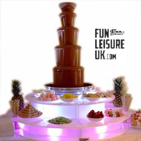 Chocolate Fountain Machine Hire