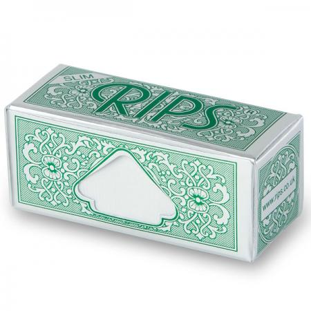 Green Rips Rolling Papers
