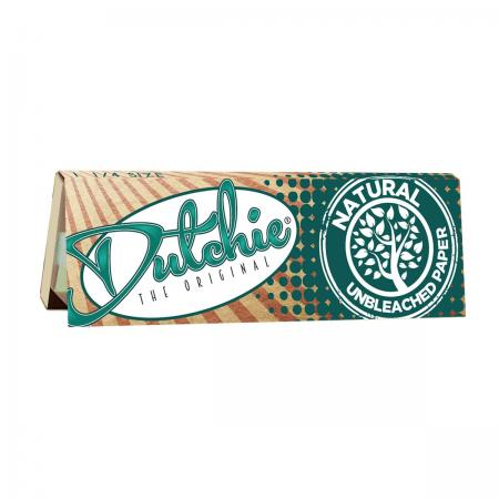 Dutchie 125 Size Natural Unbleached Rolling Papers