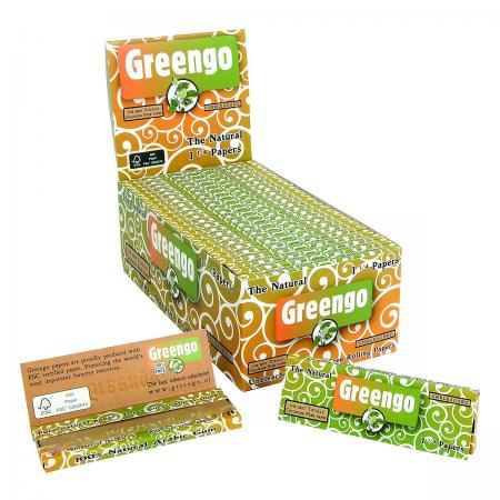 Greengo 125 Size Rolling Papers