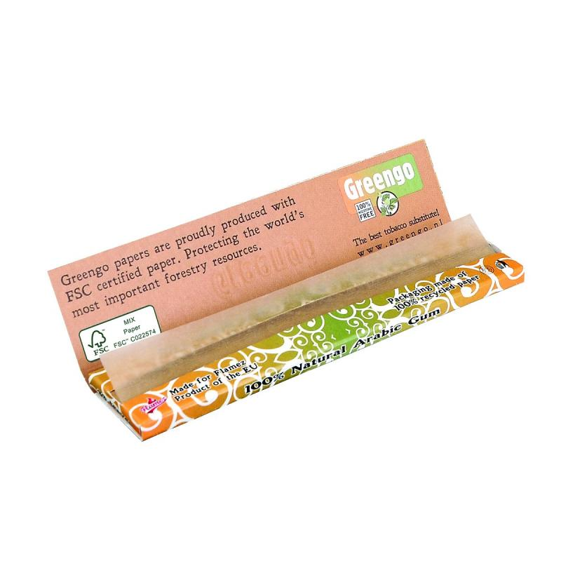 Greengo Kingsize Slim Rolling Papers