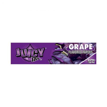 Juicy Jay King Size Grape Papers