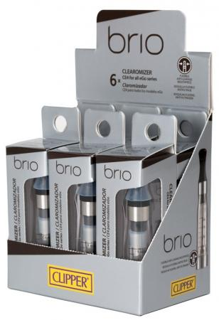 Clipper Brio Mini Clearomizer