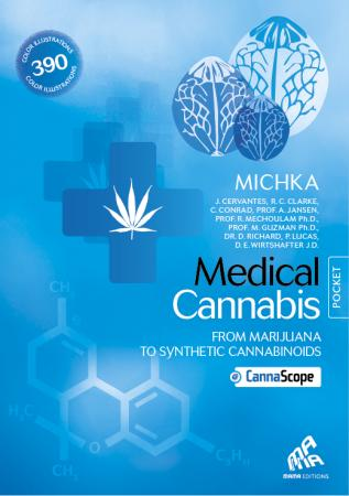 Medical Cannabis; Pocket Size Book by Michka plus contributors