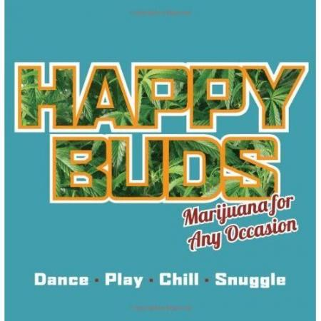 Happy Buds Paperback Book by Ed Rosenthal