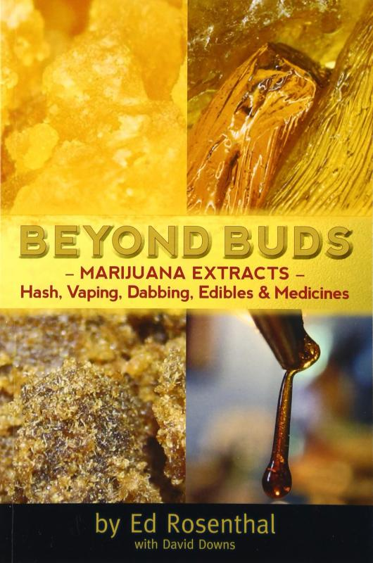 Beyond Buds Book by Ed Rosenthal