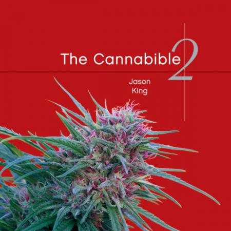 Cannabible 2 by Jason King, intro by Joan Bello