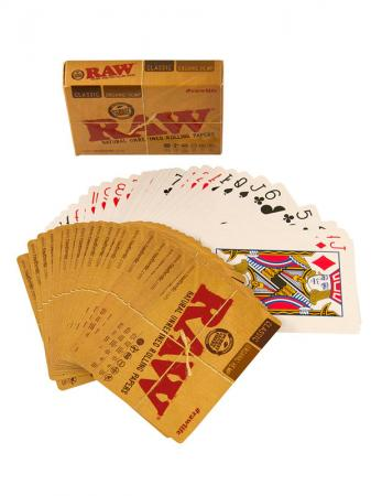 Raw Playing Cards Deck