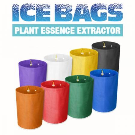 Ice Bags Plant Essence Extractor Five Gallon Bags Set of 5