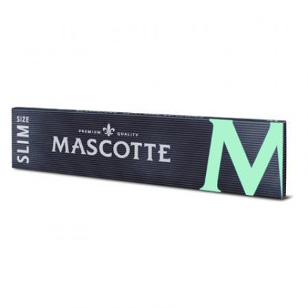 Mascotte King Size Slim Papers with Magnetic Closure Half box of 25 or Full Box of 50
