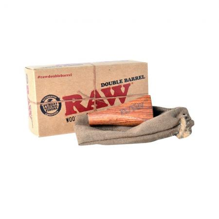 RAW Double Barrel Cigarette Holder