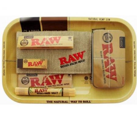 RAW rolling tray gift set - Medium