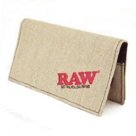 RAW  Smokers Kingsize Wallet Tobacco Pouch
