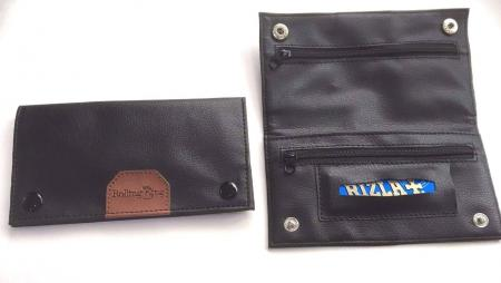 Leather Wallet Tobacco Pouch