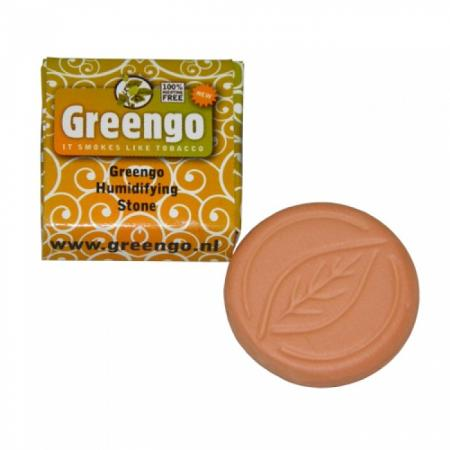 Greengo Hydrostone Terracotta Humidifying Stone for Re-Hydrating Tobacco