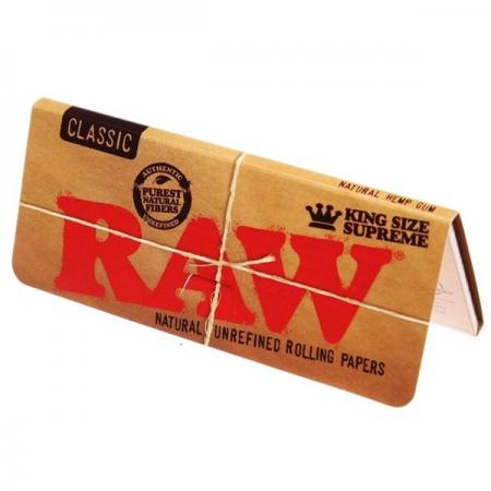 Raw Classic King Size Supreme Papers