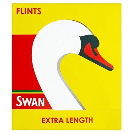 Swan Extra Length  Lighter Flints