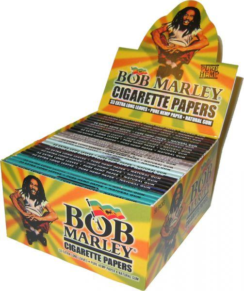 Bob Marley Kingsize Slim Rolling Papers