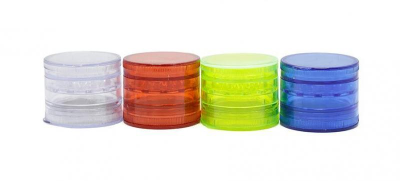 45mm 4 part Acrylic Grinder