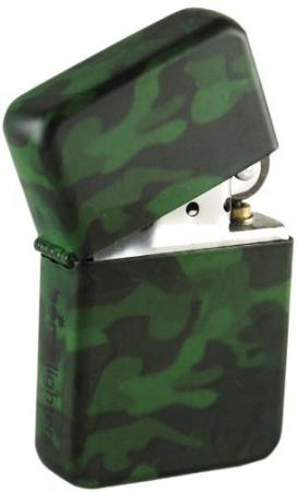 Camo Bomb Lighter Military Windproof