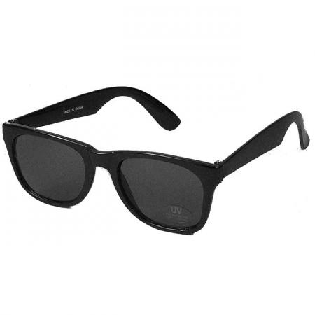 Black Classic Sunglasses Shades Sunnies Unisex Glasses