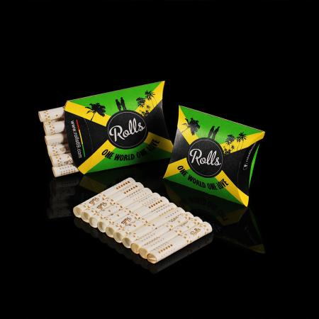 Rolls Jamaican Pocket Pack - Turbo Smart Filters x10