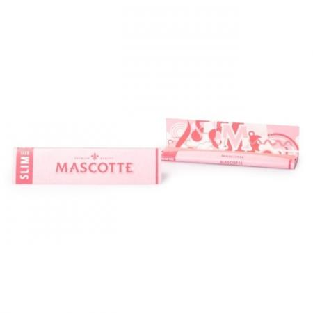 Pink Edition Mascotte King Size Slim Papers