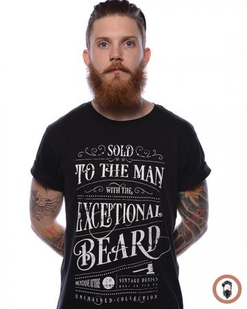 Sold to the Man Tee - Black