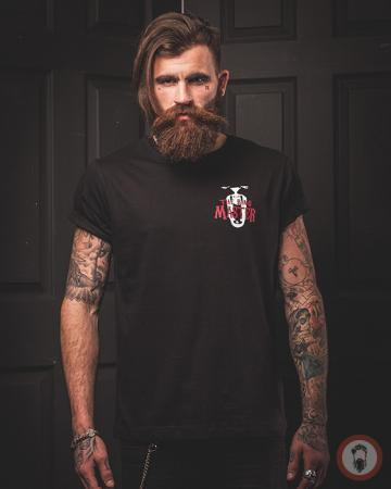 Tame the Beast Tee - Black