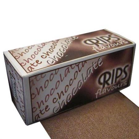 Rips Chocolate Flavoured Papers
