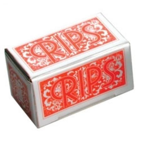 Red Rips Rolling Papers.