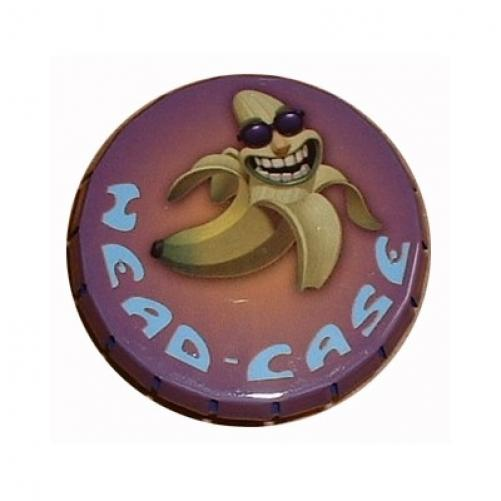 Banana Headcase Pop Tin