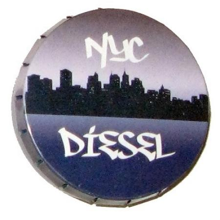 NYC Diesel HeadCase Pop Tin