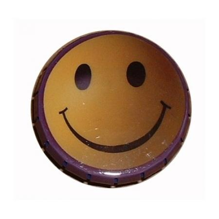 Smiley Face HeadCase Pop Tin