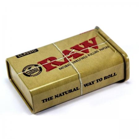 Raw Slide Top Tin