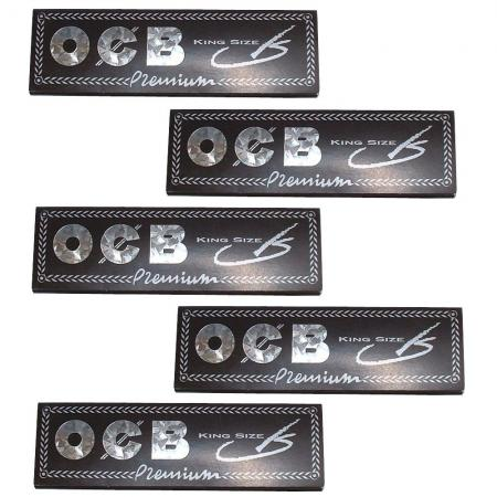 OCB Premium Kingsize Papers