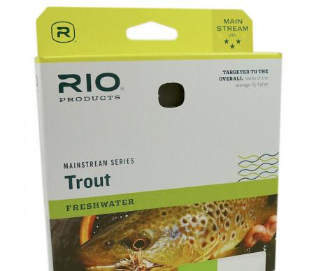 RIO Mainstream Trout Floating Fly Lines